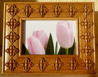 Wooden Photo Frame Free Shipping Gift Mother's Day Birthday