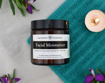 Facial Moisturizer, Face Cream, Natural Skincare, Face Moisturizer, Natural Moisturizer, Moisturizing Cream, Skin Cream, Lotion, Skin Care