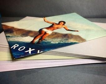 "5 Medium Envelopes with Notecards - 10.5 cm x 14 cm (5.25"" x 4"")"