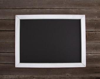 Rustic Chalkboard   Magnetic Chalkboard   Sign   Custom White Sign   Wedding Chalkboard   Wedding Decor   Rustic Magnetic Chalk board