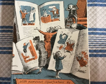 Naughty Children an anthology compiled by Christianna Brand, illustrated by Ardizzone