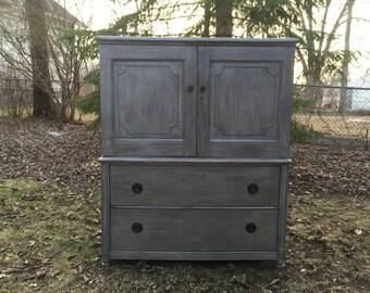 Vintage Dresser / Armoires