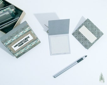 Handmade Mini Thank You Card Box Set