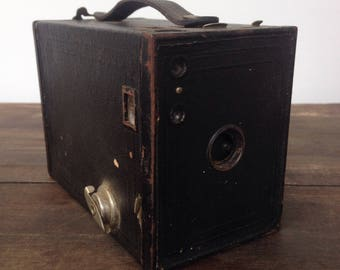 No. 2 Brownie camera model f