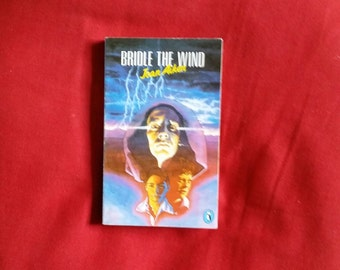 Joan Aiken - Bridle The Wind (Puffin Books 1986) - Felix Brooke