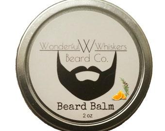 Orange Cedarwood Beard Balm