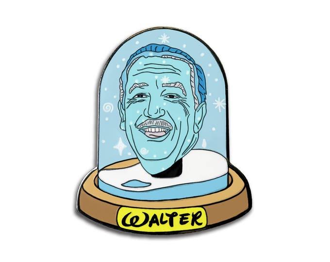 Frozen Walter Pin