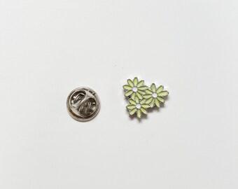 Cute Flower Enamel Pin!