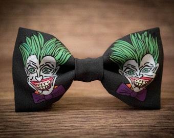 The Joker Bow tie