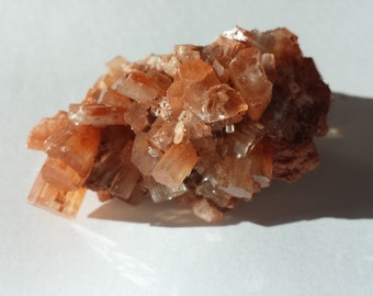 Aragonite Star Cluster, Amazing Mineral Specimen, Metaphysical Tool