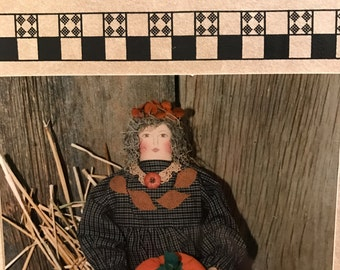 Country Harvest Fall For Heidi doll pattern