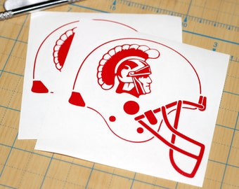 USC Trojans Helmet Sticker | Trojans Decal