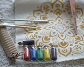Sand Mandala Set Art Design and Meditation - Standard