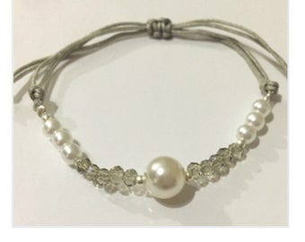 Bracelet collection bridesmaid and communion
