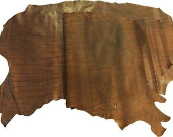 Red Oak Leather Side