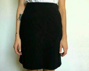 Vintage signed Valentino Jeans skirt