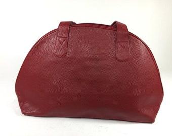 Red Cinnabar Gucci Bag