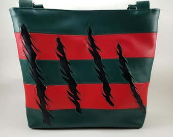 Elm Street | Freddy Krueger Inspired Purse
