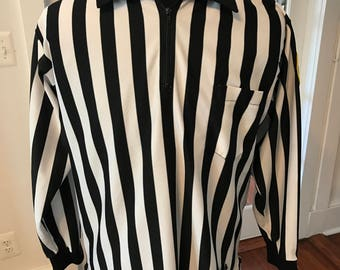 1990's Football Referee Long Sleeve Shirt