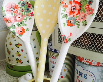 Cath Kidston Jar and Spoon set
