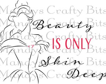SVG Bell Beauty is only skin deep