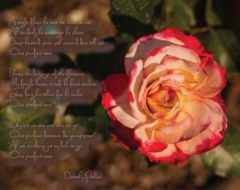 Rose & Poem