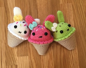Ice Cream Bunnies!