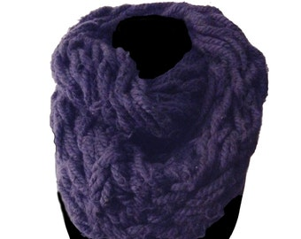 Knitted Colws / Infinite Scarf