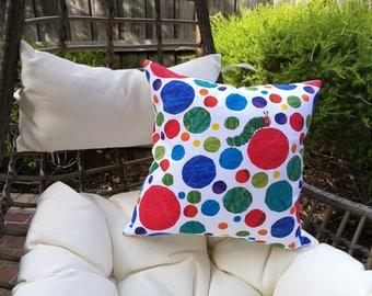 Very Hungry Caterpillar Cushion | FREE SHIPPING
