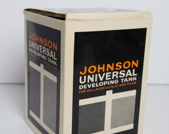 Johnson Universal Developing tank