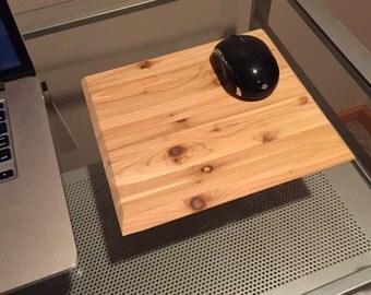 Cedar Mousepad