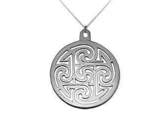 Four winds silver, four seasons, four elements, numerology, sacred geometry, elemental jewelry, compass pendant, jewelry charms,