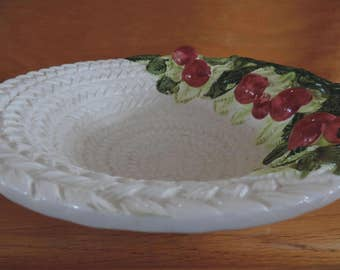 Bowl-dish BASSANO-Italy - Vintage