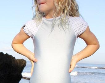 Cap Sleeve Swimsuit - SALE