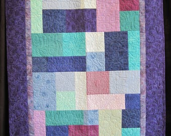 Short Stack - finished quilt