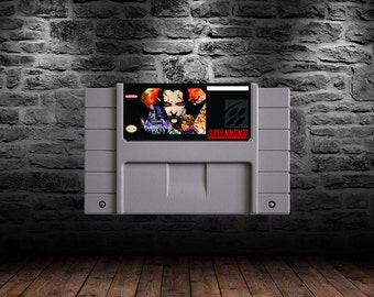 Castlevania Vampire's Kiss - Rondo of Blood - Play the European version of the Whip Cracking Classic - SNES