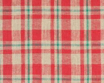 Tablecloth,Burlap plaid table cloth