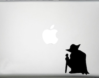 Yoda Decal-Star Wars Decal