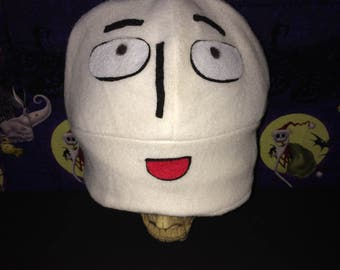 One Punch Man Inspired Hat Costume
