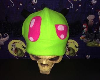 Invader Zim Inspired  Costume Hat