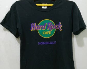Rare vintage hard rock cafe Honolulu t-shirt M size