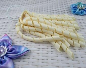 Korker Hair Tie - Yellows