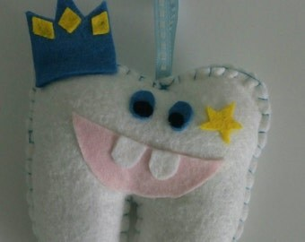 Tooth fairy pillow.