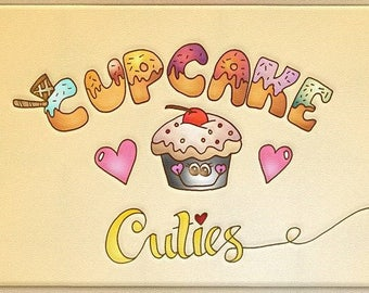 Cupcake Cuties Collection