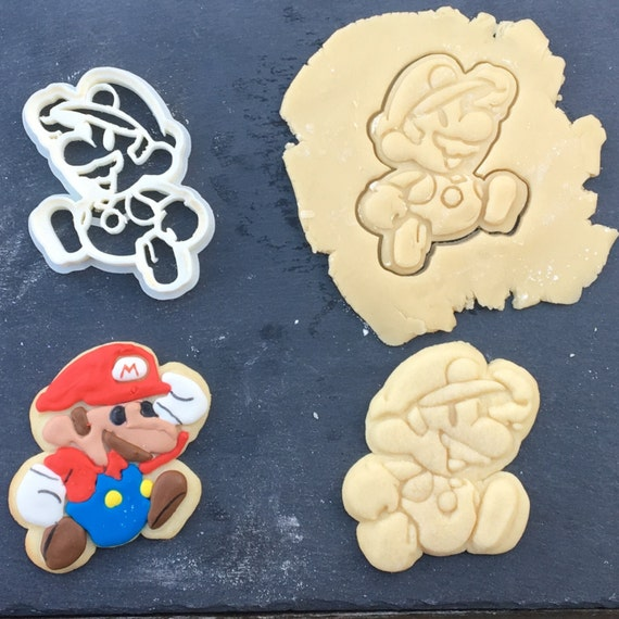 Sample cookie cutter