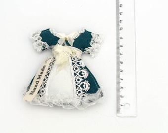 Fridge Magnet, theme costume dress, hand made, unique