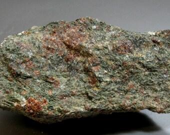 Omphacite, Almandine - Norway - Item 12498
