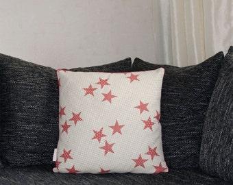"""45 x 45 cm """"Red Star"""" pillowcase"""