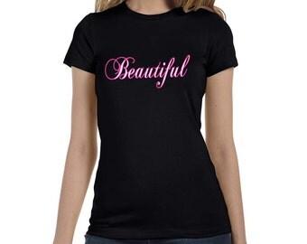 Beautiful Women's T-Shirt (Ready to ship)