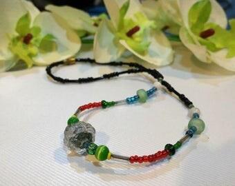 Rain Forest Antique Necklace